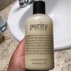 Purity Made Simple Face Wash
